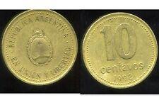 ARGENTINE 10 centavos 1992