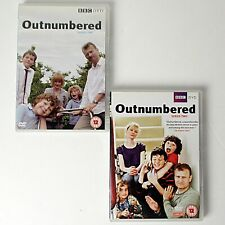 Outnumbered Series 1 & 2 (DVD, 2008/9 2 Entertain)