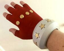 YuGiOh Dueling Gauntlet w/ Red Glove with Star Chips Cosplay Yu-Gi-Oh Costume