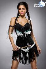 Sexy Indianerinkostüm: Dancing Squaw Gr. S, M, L, XL