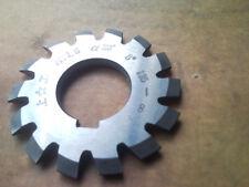 Set 8Pcs Module 1.5 PA20 Bore22 1#2#3#4#5#6#7#8# Involute Gear Cutters M1.5