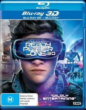Ready Player One (Blu-ray, 2018)