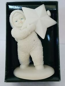 Dept 56 Snowbabies Winter Tales 'I Found The Biggest Star Of All' w/Box (#68748)