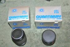 Quantaray 28 mm f/2.8 and 135 mm f 2.8 lenses for Olympus OM-1