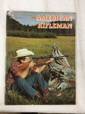 The American Rifleman Magazine May 1970 Remington Model 700 Varsity Special