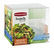 Rubbermaid Salad Kit Lunch Box  - New / Sealed