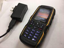 Nice Sonim XP3410 Strike Sprint Waterproof Rugged PTT Indestructible Cell Phone