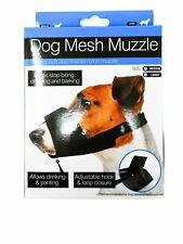 Pet Nylon Mesh Muzzle