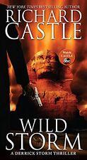 Wild Storm: A Derrick Storm Thriller by Richard Castle