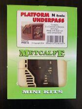 Metcalfe Mini Kit PN816. Platform Underpass. N Scale.