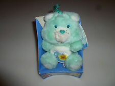 "New In Box Bedtime Bear Carbear 6"" Plush Kenner 1985 Vintage Rare 61840 Nwt Nib"
