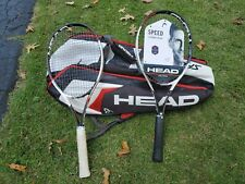 New listing Head Graphene Touch Speed MP Tennis Racquets 4 1/2 with bag - FREE SHIPPING!