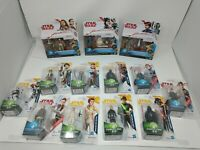 Star Wars Force Link 2.0 Two Pack Figure Sets and Single Figures Wide Variety