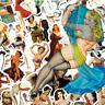 50 Sexy Pinup Girls Stickerbomb Retrostickern Aufkleber Sticker Mix Decals XK
