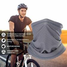 Summer Face Mask Breathable Sun Dust Protection Neck Gaiter for Fishing Camping