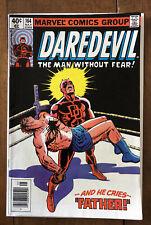 New listing Marvel Comics Daredevil (1st Series) #164 1980 Frank Miller Art FN+ 6.5