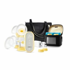 Medela Freestyle Flex 2-Phase Double Electric Breast Pump (RRP £349) VGC