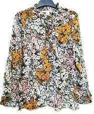 H&M floral longsleeve top