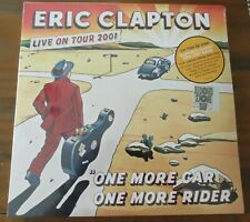 Eric Clapton - One More Car One More Rider 3LP Record Store RSD Day 2019 3000!