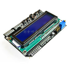 1602 LCD with Keypad Shield Board Blue Backlight for Arduino Duemilanove Robot