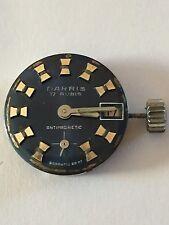 FHF 362 movimento con quadrante Darris 17 rubis antimagnetic vintage donna