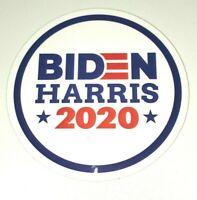 Biden Harris 2020 Democratic Bumper Sticker made In the USA