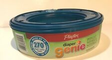 Playtex Diaper Genie Refills for Diaper Genie Diaper Pails - Holds Up To 270 Dia