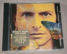 OTTMAR LIEBERT & LUNA NEGRA - EUPHORIA 7 TRACK MAXI SINGLE CD 1995 478316 2 EPIC