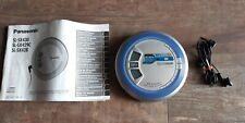 Panasonic SL-SX428 Tragbarer CD Player MP3 GETESTET TOPZUSTAND ANLEITUNG