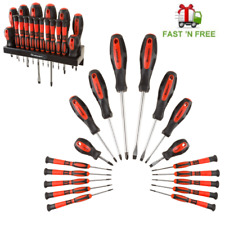 18 Pc Screwdriver Set Opening Repair Magnetic Tip Precision For Laptop PC Phone