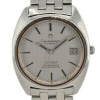 Auth OMEGA Constellation Cal.1011 Chronometer Automatic Men's Watch I#92672