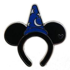 2017 Disney HKDL Hidden Mickey Game Sorcerer Mickey Ears Pin Rare