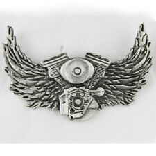Biker Moto V TWIN Wings Motore Con Ali Angel pin spilla spilla