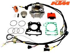 CYLINDER KIT 160 ATHENA KTM DUKE 125 BIG BORE KIT + CDI ECU GET P400270100009