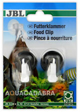 JBL Food Clip x2 Vegetation Feeder Clip Aquarium Fish Tank Marine Fresh Water