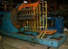40000 X 60 American Steel Line Reel Straightener Planet Machinery 5139