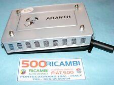 FIAT 500 F/L/R 126 TROMBONCINO FILTRO ARIA CARBURATORE A112 ABARTH WEBER 32 DMTR
