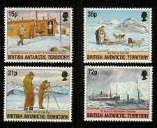 British Antarctic Territory   1994   Scott # 214-217   Mint Never Hinged Set
