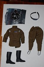 "Imperial Outfit 12"" Grand Moff-Hasbro-Star Wars 1/6 Scale Custom Side Show"