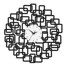 Abstract Square Wall Clocks