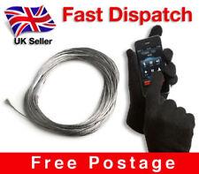 Conductive Thread 4 diy Touch Screen E Gloves iPhone Samsung Etip North Face