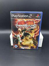 Tekken 5 (Sony PlayStation 2, 2005, DVD-Box)