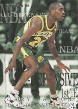 1994-95 Fleer All NBA Gary Payton