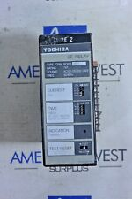 TOSHIBA 2E RELAY RC820-HP1Y RATING 7AT SOURCE AC100-120/200-240V FREQ 50/60Hz