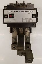 CUTLER HAMMER C32KN3 CONTACTOR W/AUX 200 AMP 600V COIL SERIES A2