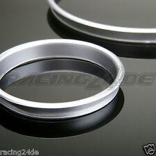 "Tachoringe Set ""brilliantline"" matt für alle BMW 5er E39 Limousine"