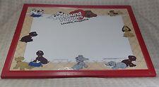 1986 Pound Puppies Whiteboard Tonks White Board