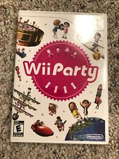 Wii Party - Wii (case and manual only)