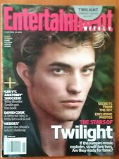 Twilight Entertainment Weekly Magazine Collector Covers #2 Nov.14, 2008
