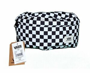 Vans UNI-PAK  Fanny Waist Pack (NEW) Checkerboard CHECKERS Uni Pak FREE SHIPPING